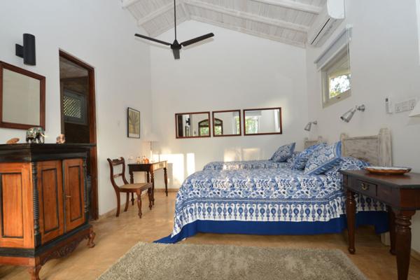 JH Villa Twin Bedroom | Habaraduwa, Sri Lanka