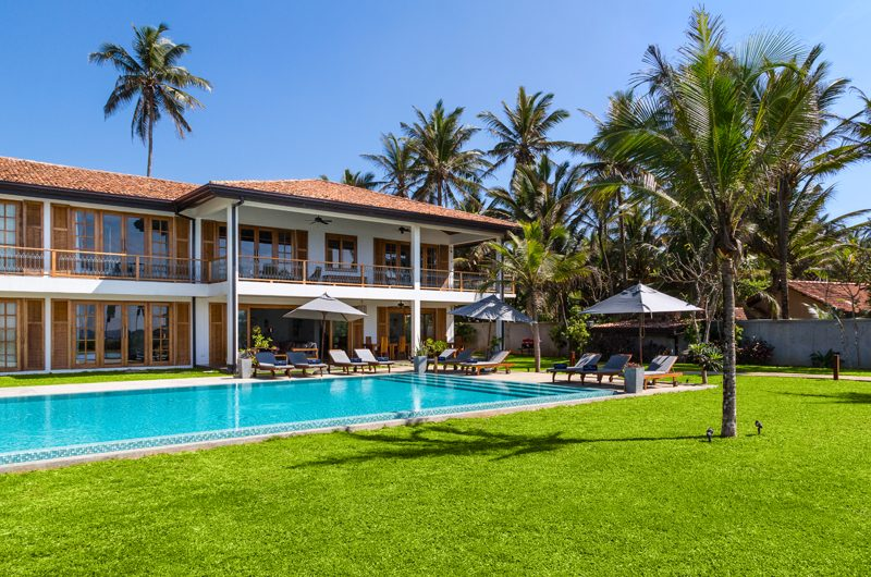 The Boat House Sun Loungers | Dickwella, Sri Lanka
