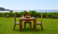 The Boat House Outdoor Dining with Sea View | Dickwella, Sri Lanka