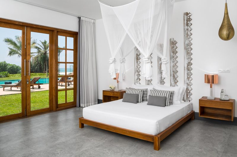 The Boat House Spacious Bedroom | Dickwella, Sri Lanka