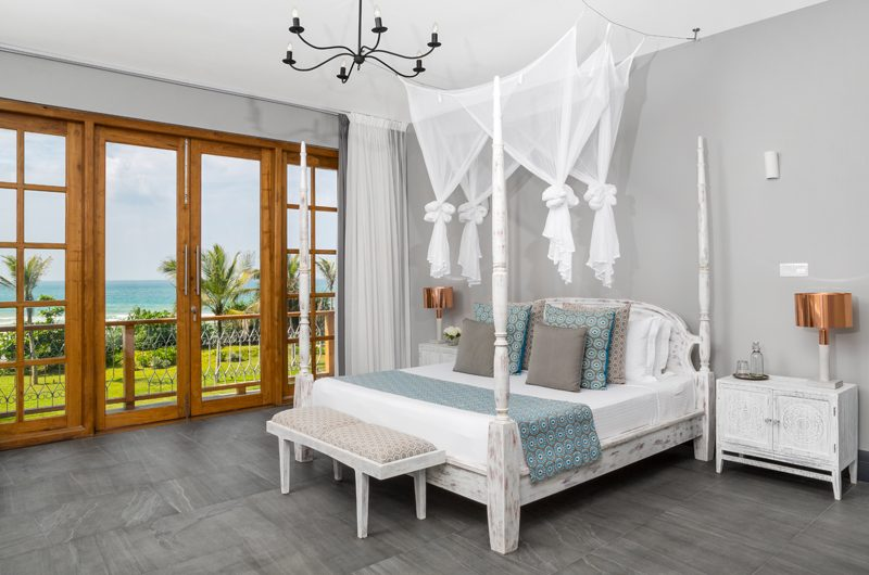 The Boat House Bedroom with Sea View | Dickwella, Sri Lanka