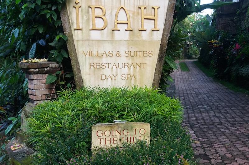 Ubud Campuhan Ridge Walk Signs 1
