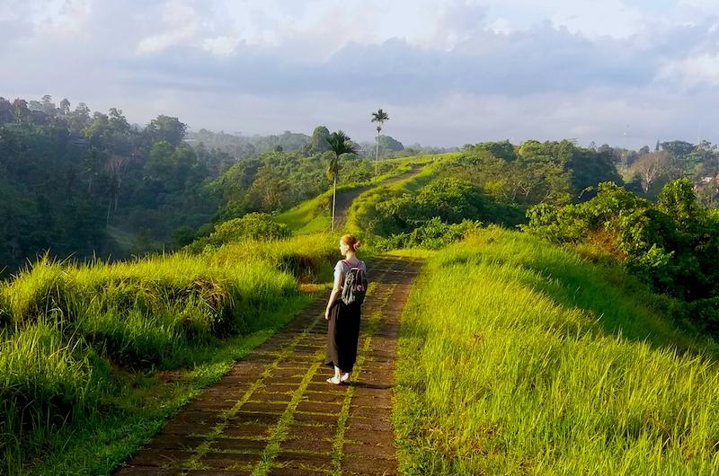 Ubud Campuhan Ridge Walk Sunrise