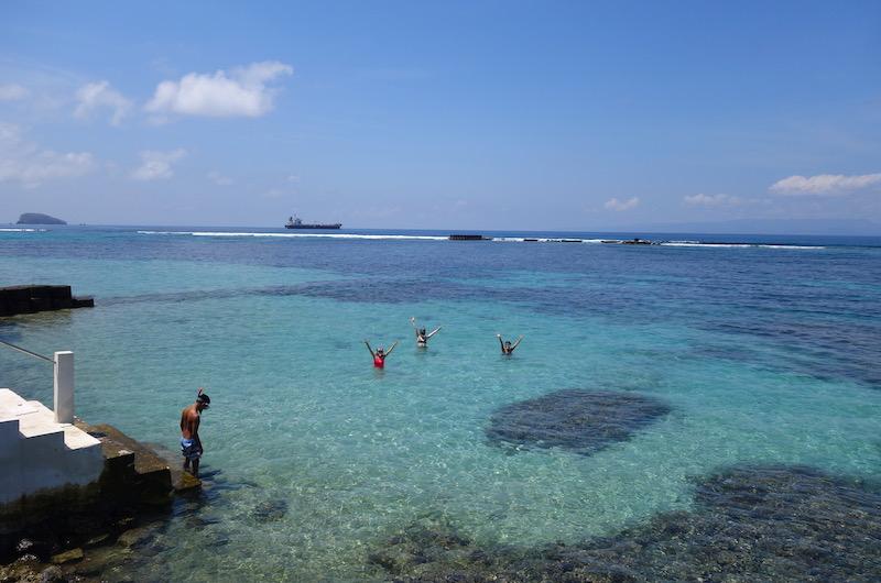 Bali Candidasa Tirta Nila Snorkelling