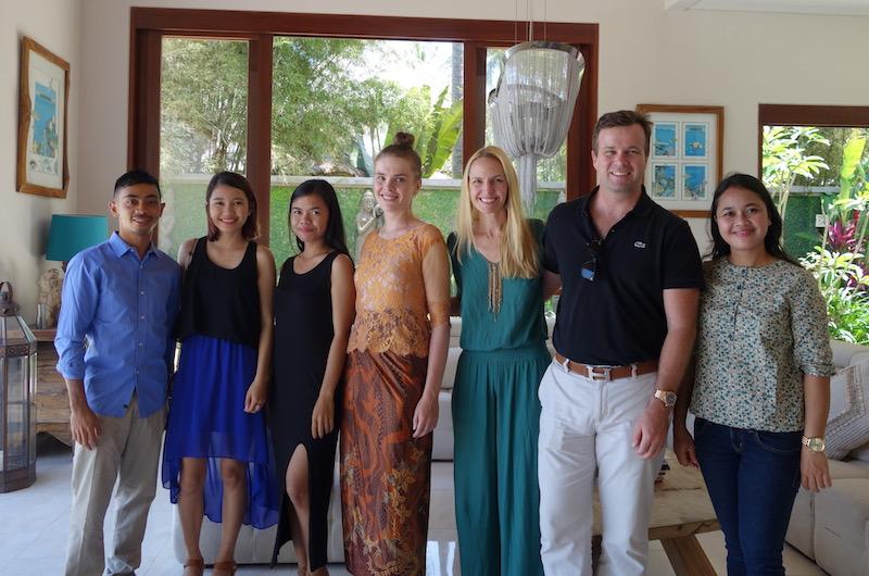 Bali Candidasa Tirta Nila Team
