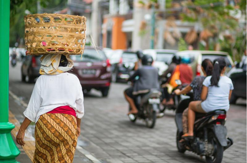 Bali Street View