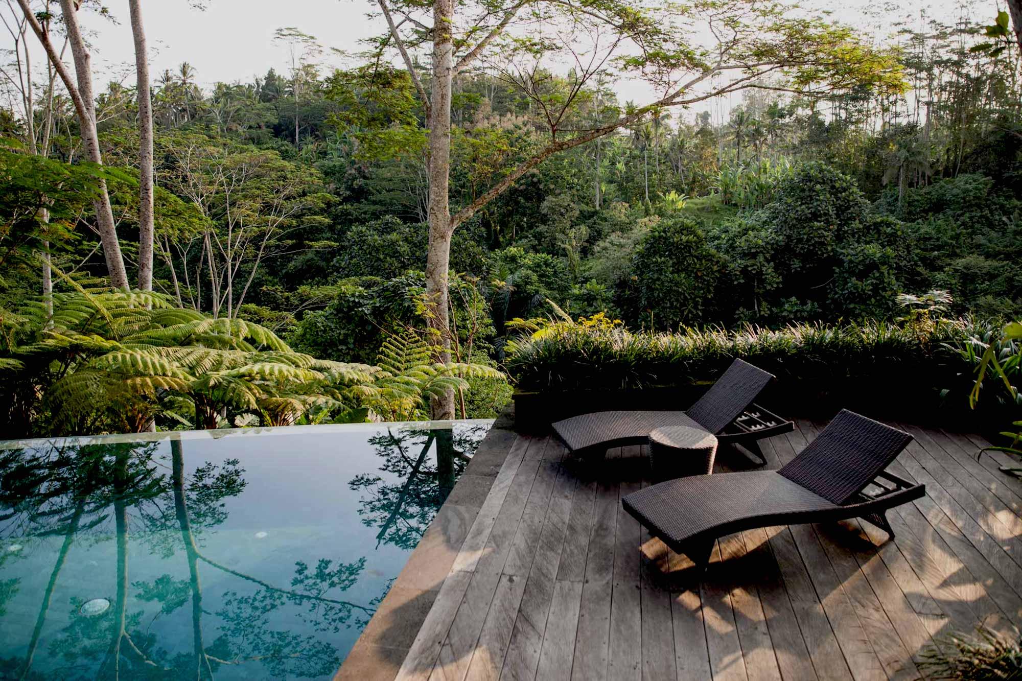 Villa Naga Putih – Designer Gem in the Ubud Jungle