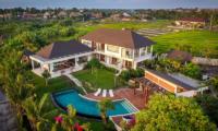 Villa Breeze Bird's Eye View | Canggu, Bali