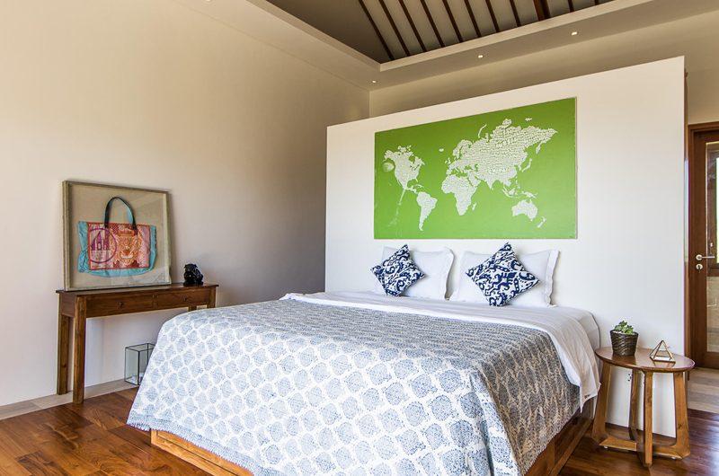 Villa Breeze Bedroom View | Canggu, Bali