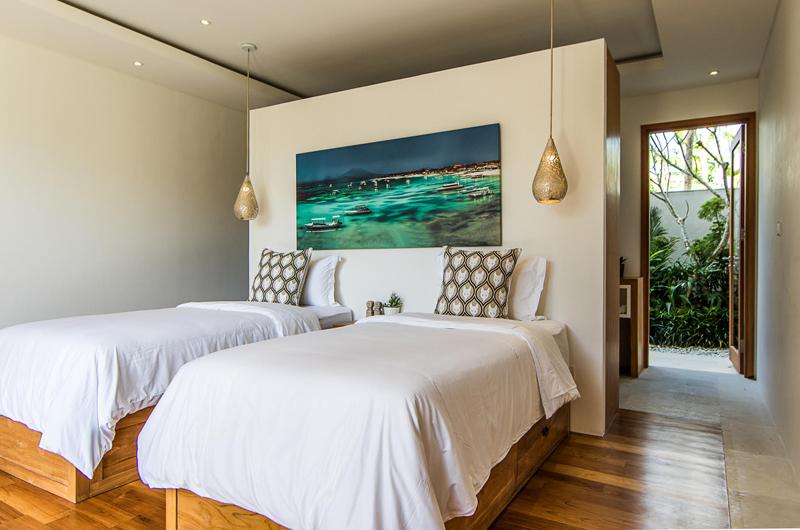 Villa Breeze Twin Bedroom | Canggu, Bali