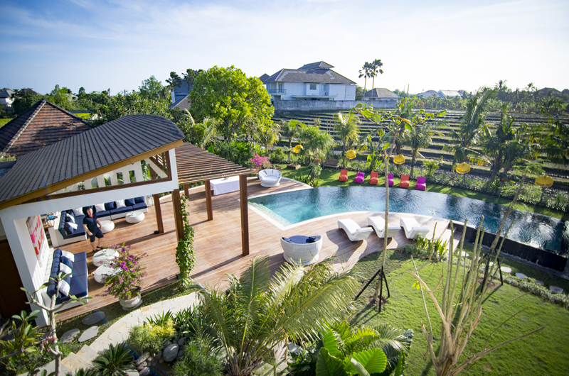 Villa Breeze Open Plan Lounge Area | Canggu, Bali