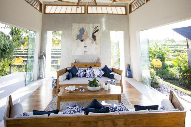 Villa Breeze Living Area | Canggu, Bali