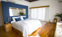 Villa Breeze King Size Bed with View | Canggu, Bali