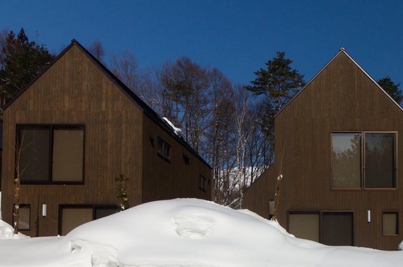 Gakuto Villas Bird's Eye View | Hakuba, Nagano