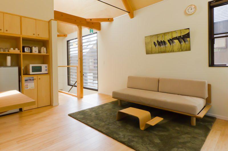 Gakuto Villas Living Area | Hakuba, Nagano