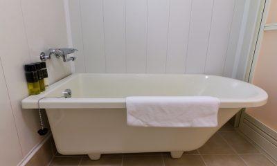Gakuto Villas Bathtub   Hakuba, Nagano