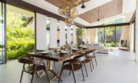 Raku Samui Dining Area | Maenam, Koh Samui