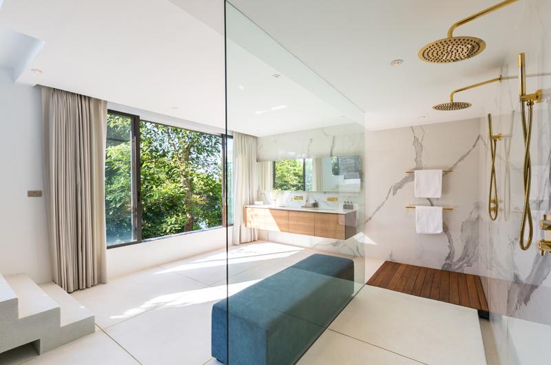 Raku Samui Bathroom One | Maenam, Koh Samui