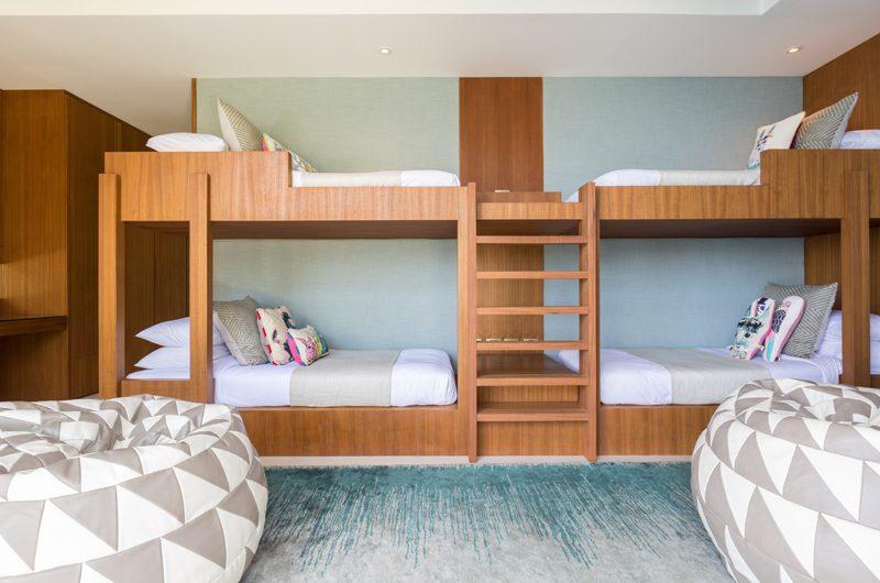 Raku Samui Bunk Bedroom | Maenam, Koh Samui