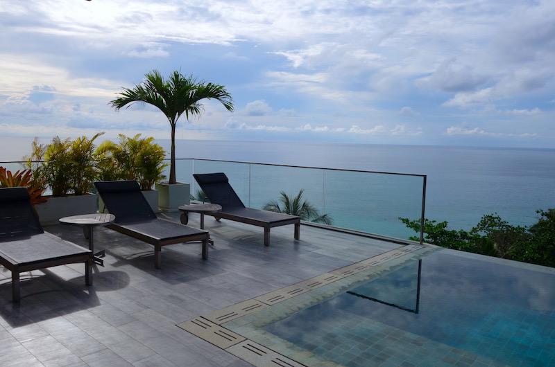 Phuket Naithon Malaiwana Residences Pool Deck