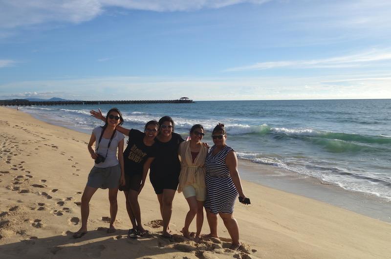 Phuket Natai Beach Team