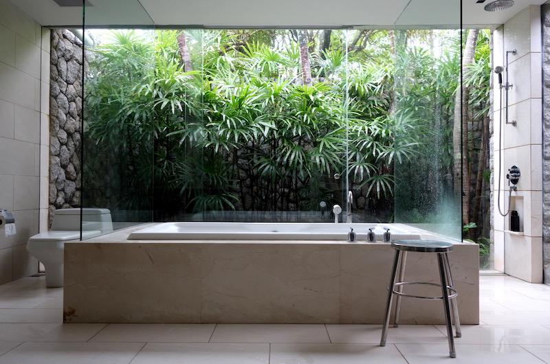 Phuket Natai Jivana Bathroom
