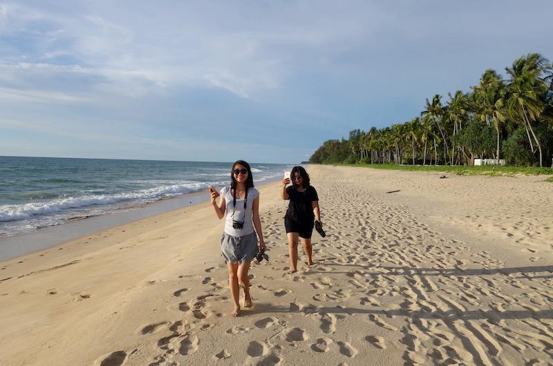 Phuket Natai Jivana Beach