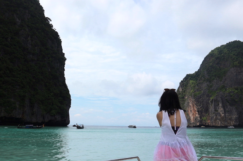 Phuket Phi Phi Islands Maya Bay Boat
