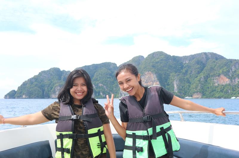 Phuket Phi Phi Speedboat