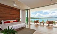 Ani Villas Anguilla Bedroom with Sea View | Anguilla, Caribbean