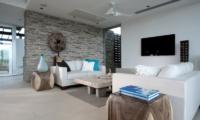 Ani Villas Anguilla TV Room | Anguilla, Caribbean