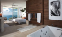 Ani Villas Anguilla Bedroom and En-suite Bathroom | Anguilla, Caribbean