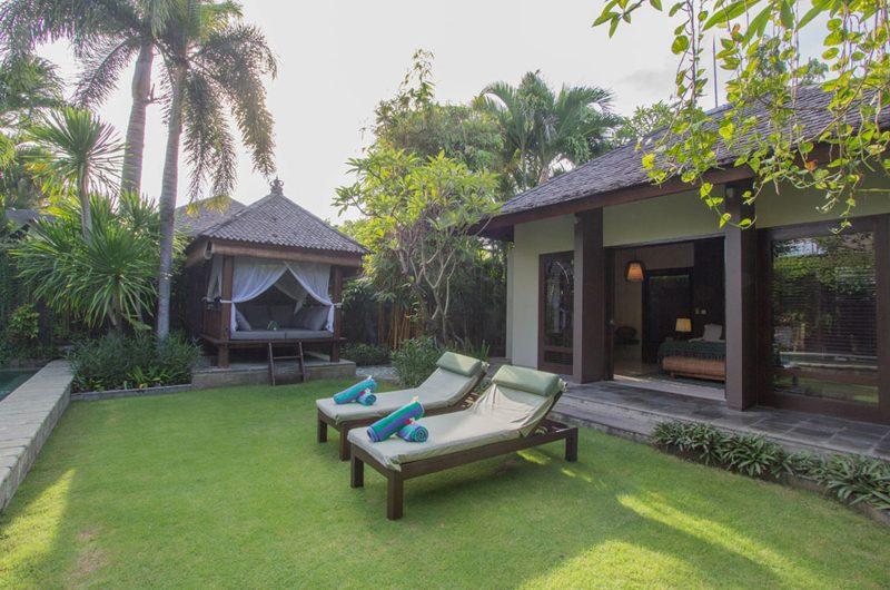 Chimera Green Sun Loungers | Seminyak, Bali