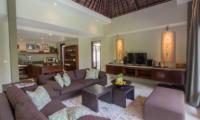 Chimera Green Indoor Living Area | Seminyak, Bali