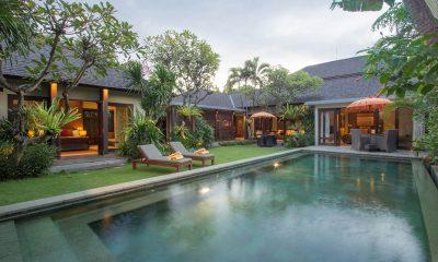 Chimera Orange Swimming Pool | Seminyak, Bali