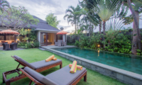 Chimera Orange Pool Side | Seminyak, Bali