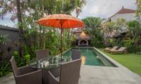 Chimera Orange Pool Side Dining | Seminyak, Bali