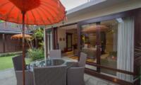 Chimera Orange Outdoor Dining | Seminyak, Bali