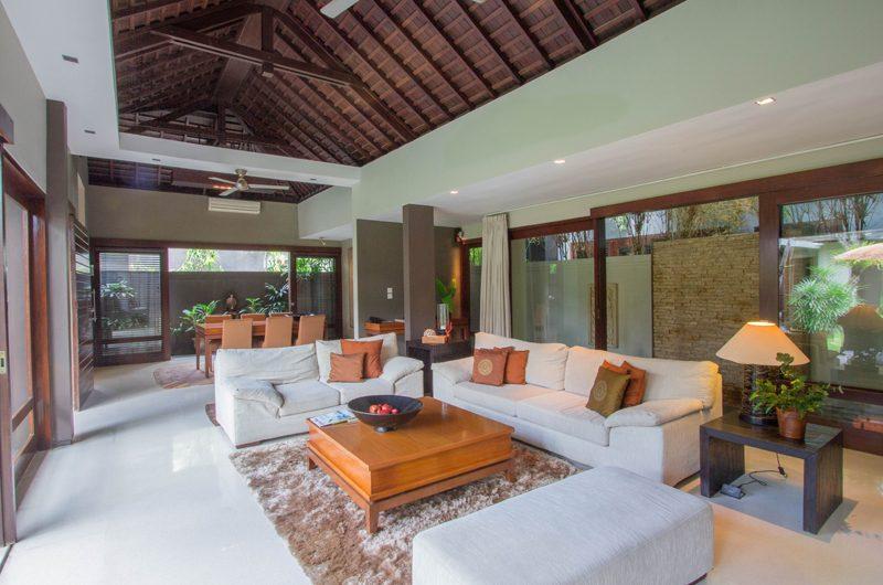 Chimera Orange Indoor Living Area | Seminyak, Bali