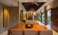 Chimera Orange Dining Area | Seminyak, Bali