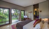 Chimera Orange Bedroom with Pool View | Seminyak, Bali