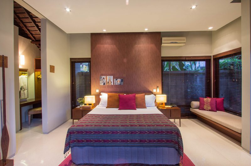 Chimera Orange Bedroom | Seminyak, Bali