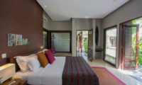 Chimera Orange Bedroom View | Seminyak, Bali