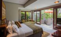 Chimera Orange Bedroom with Garden View | Seminyak, Bali
