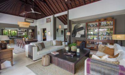 Chimera Tiga Indoor Living Area | Seminyak, Bali