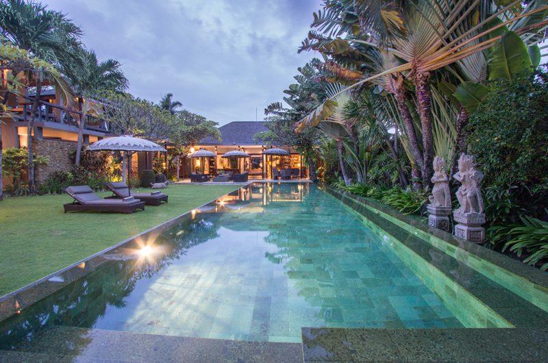 Chimera Tiga Swimming Pool   Seminyak, Bali