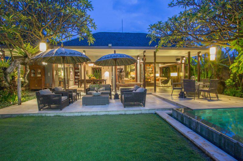 Chimera Tiga Pool Side   Seminyak, Bali