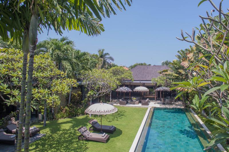 Chimera Tiga Gardens and Pool | Seminyak, Bali