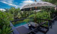 Chimera Tiga Sun Loungers   Seminyak, Bali