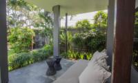 Chimera Tiga Outdoor Seating Area   Seminyak, Bali